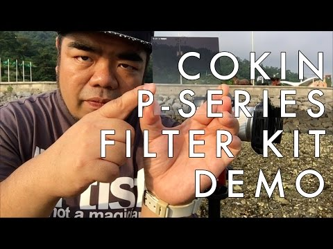 My Cokin P-Series Landscape Filter Kit and Effects Demonstration