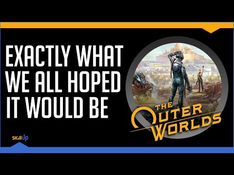 The Outer Worlds Revives Its Genre In One Brilliant Stroke (Review) - YouTube video thumbnail