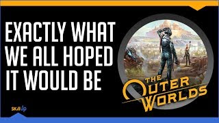 The Outer Worlds Revives Its Genre In One Brilliant Stroke (Review)