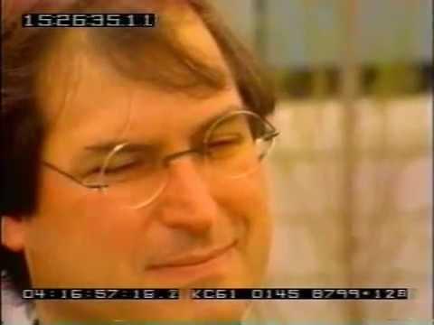 Steve Jobs recalls business negotiations with legendary logo designer Paul Rand
