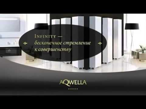 Мебель для ванной Aqwella Инфинити 100 (черный) 5