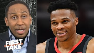 The Rockets could be the biggest threat to the Lakers and Clippers - Stephen A. | First Take