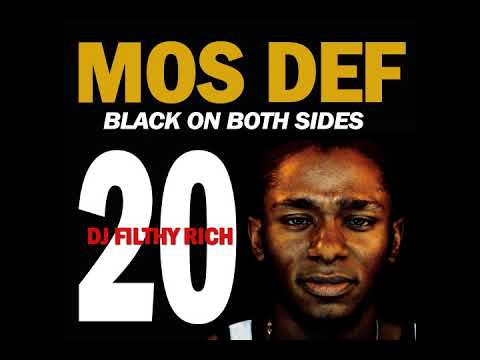 Mos Def - 20th Anniversary Mixtape Tribute to 'Black On Both Sides' VOL.1
