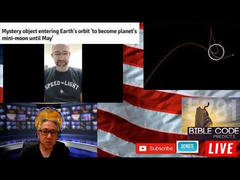 Bible Code Nibiru, Asteroid, Wormwood, Oct Events Dana Cover