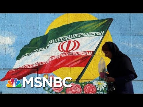 Donald Trump Disputes Iran's Claim That They've Captured 17 CIA Spies | Velshi & Ruhle | MSNBC
