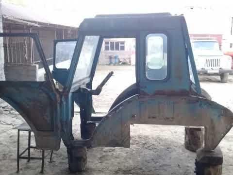 Мтз 80 после копитално ремонт