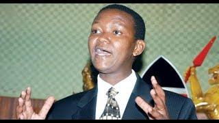 Machakos governor, Dr. Alfred Mutua calls for constitutional amendment to allow expanded executive