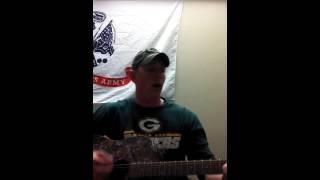 Chasin Them Better Days(cover)- Matt Harvath