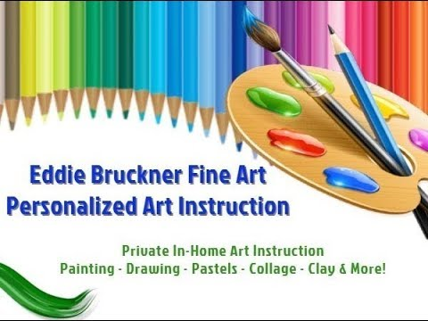 Art Instruction Video Testimonial for Eddie Bruckner