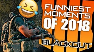 FUNNIEST MOMENTS of 2018 Blackout