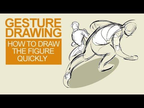 Figure Drawing - Gesture