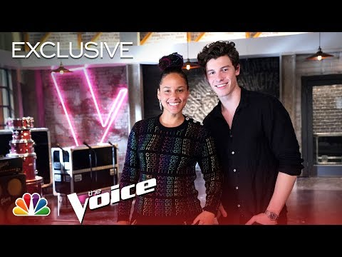 The Voice 2018 - Behind The Voice: Team Alicia (Digital Exclusive)
