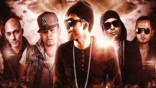 Necesito De Ti (Remix)   Juno Ft Tony Lenta, Cheka, Jadiel y Fade (Con Letra) ROMANTICA 2013