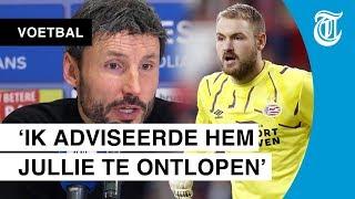 Van Bommel verklaart soap rond keepers PSV