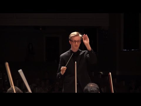Samuel Hollister conducts Beatrice and Benedict (excerpt)