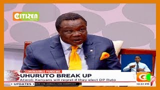 Francis Atwoli: Kenyans will regret if they elect DP Ruto | JKLIVE