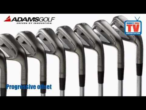 Adams Golf Idea Pro a12 Irons – review