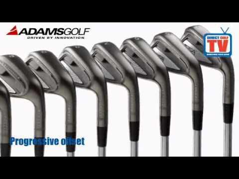 Adams Golf Idea Pro a12 Irons – review