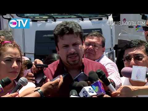 Managua contará con nuevos camiones recolectores de basura