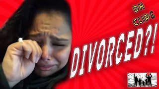 HE WANTS A DIVORCE! DINGLEHOPPERZ #SHORTS