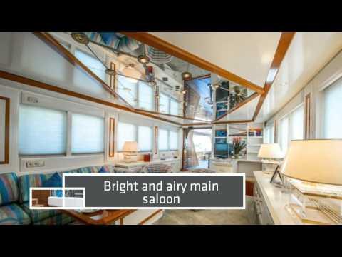 Benetti Custom Enclosed Pilothouse with Flybridge video