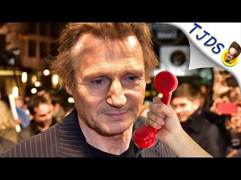 Beirut Explosion Makes Liam Neeson Go CRAZY!