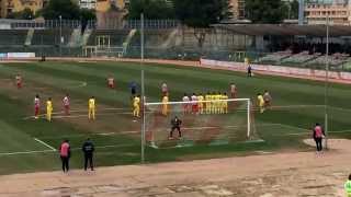 preview picture of video 'Barletta - Ischia 3-1 - Il gol di Alberto Quadri visto dalla curva - 06-01-15'