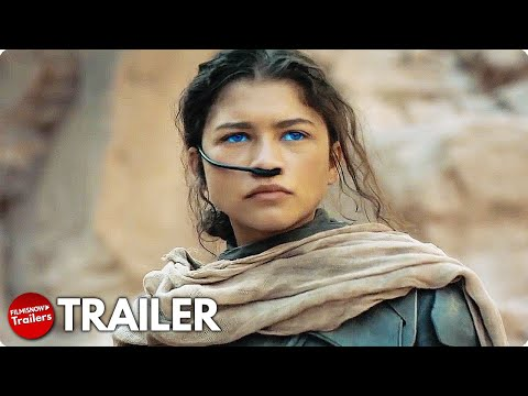 Dune Trailer 2 Starring Timothee Chalamet