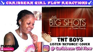 ❤️First Reaction To 'TNT Boys' Sing (Beyonce's Listen) Little Big Shots | Requested  !!