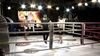Бой за титул Чемпиона W.A.R-1 Мурад Шарифов vs Kamel Hamech (полное видео)