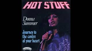 Donna Summer - Journey to the Centre of Your Heart- B side Single Edit