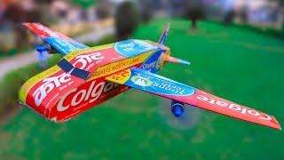how-to-make-colgate-airplane-amazing-diy-toys