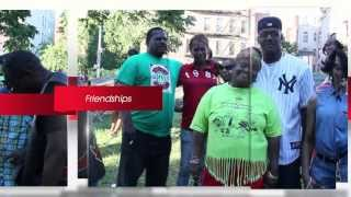 preview picture of video 'Old-Timers Day 2013 (Crotona Park)'