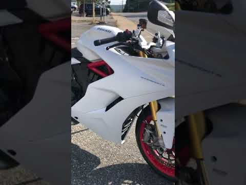 2019 Ducati SuperSport S in Fort Montgomery, New York - Video 1