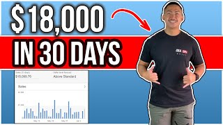 Selling $18,000 A Month Ebay Dropshipping With Student Steven Hang