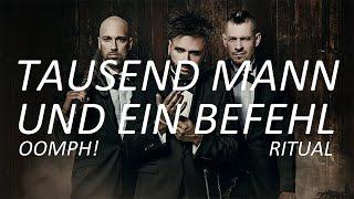 OOMPH! - Tausend Mann Und Ein Befehl || Lyrics and Translation Subtitles [DE/EN/RU/NL/HE/EO]