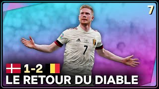 🇧🇪 La Belgique renverse tout ! (Danemark 1-2 Belgique + Mes pronos Euro 2021)