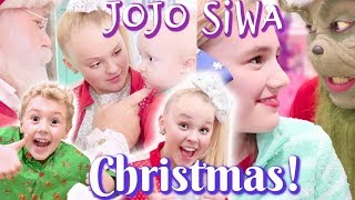 JoJo Siwa Christmas Party with The Grinch!