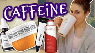 Caffeine creams for cellulite and dark circles| Dr Dray