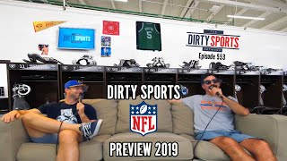 EPISODE 553: 2019 NFL PREVIEW