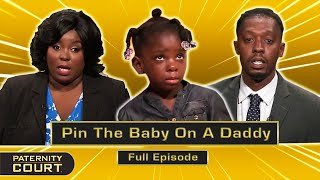 Pin The Baby On A Daddy: Man Says Woman Pins Babies On Innocent Men (Full Episode) | Paternity Court