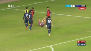 #Canlı 25.11.2018 Meski - Mersin İdman Yurdu Maçı -Süper Amatör 14. Hafta
