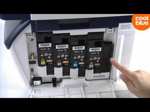 Xerox WorkCentre 6015NI review en unboxing (NL/BE)