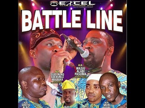 BATTLE LINE- Pasuma, Sefiu Alao, and Malaika rock the stage in this latest fuji concert