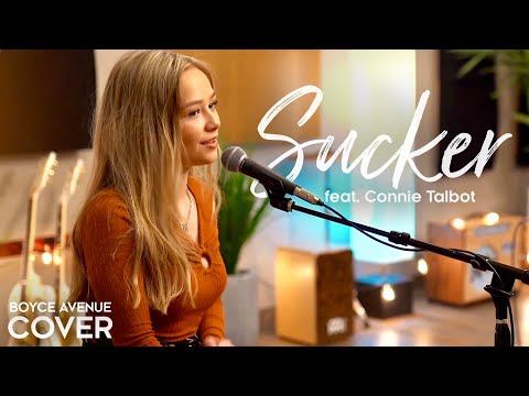 Sucker (Jonas Brothers Acoustic Cover) [Feat. Connie Talbot]