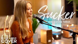 Sucker   Jonas Brothers (Boyce Avenue Ft. Connie Talbot Acoustic Cover) On Spotify & Apple