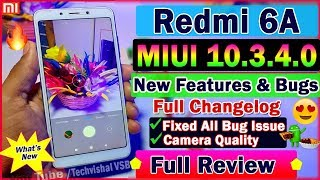 Redmi Note 6 Pro Next MIUI 10 3 5 0 Stable Update All Details | Top