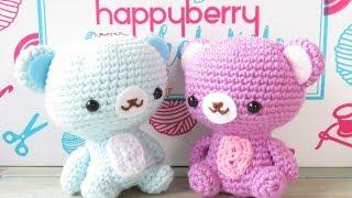 Amigurumi Bear - How To Crochet