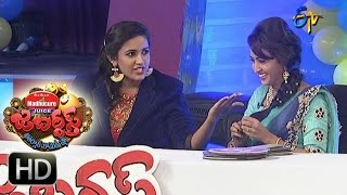Jabardasth – 31st December 2015 - Niharika Ultimate Performance -  Jabardasth New Year Celebrations