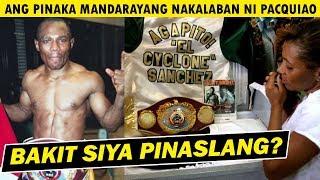 Ang Pag PASLANG sa Mandarayang Kalaban ni Manny Pacquiao